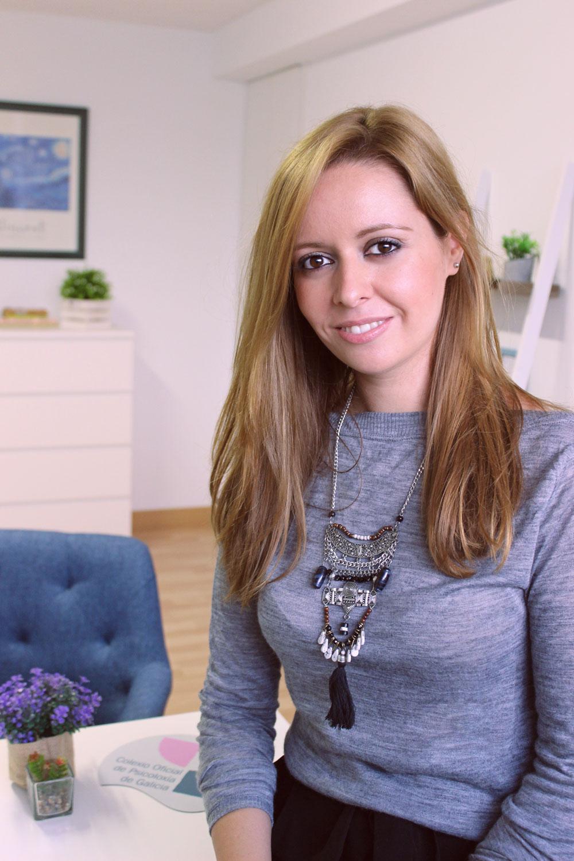 Tamara Arenas Psicóloga en Ourense